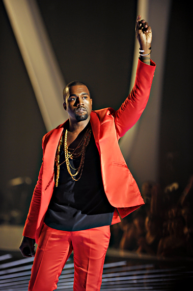 Kanye West - Runaway (Live from the 2010 VMA) ft. Pusha T (Audio)